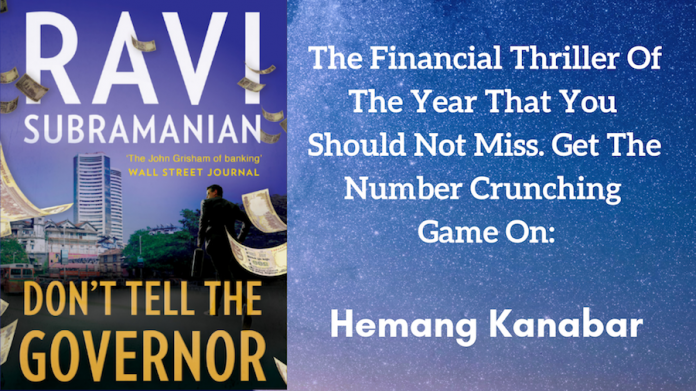 The Financial Thriller Of The Year That You Should Not Miss. Get The Number Crunching Game On